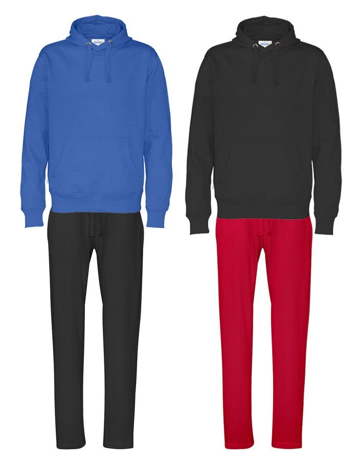 a4375cc9712ee9 Cottover Mens Trainerhose und Pullover mit Hoody - günstige Shirts