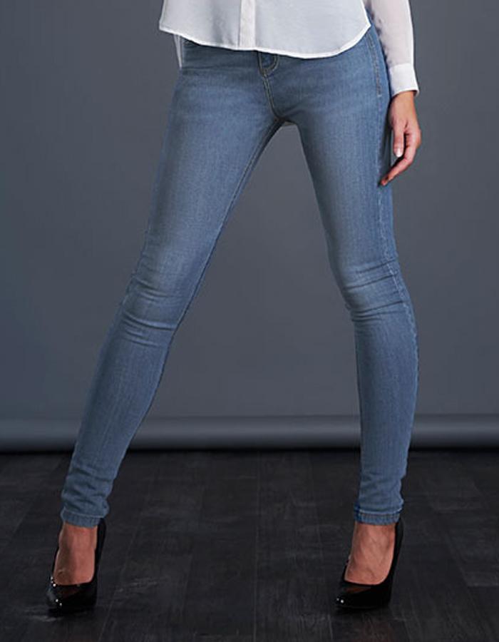 6fbbf5e4f7cb So Denim Ladies Lara Skinny Jeans - günstige Shirts
