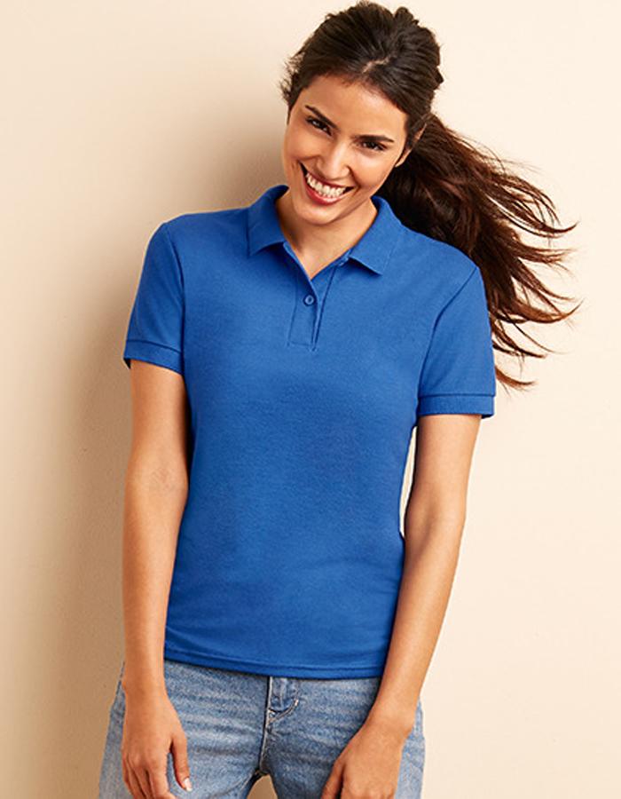 Gildan DryBlend Ladies Double Pique Sport Shirt - günstige Shirts 4ff0689f1e